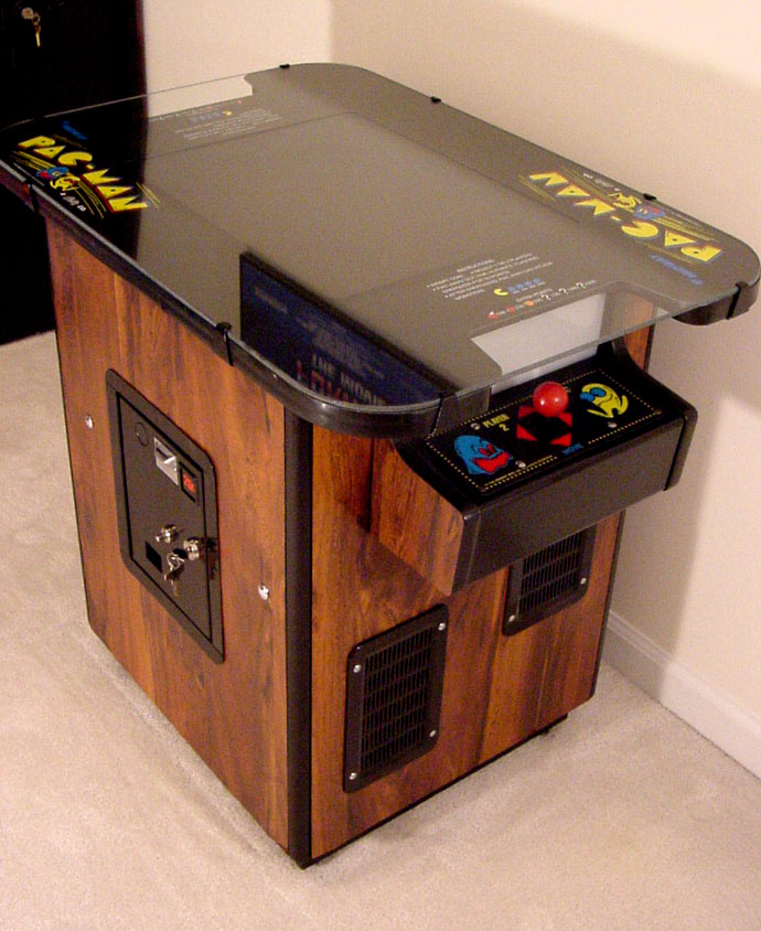 Table Basse Cocktail Arcade